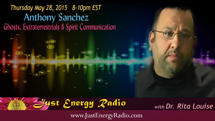 Anthony Sanchez on Just Energy Radio