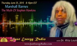 Marshall Barnes on Just Energy Radio