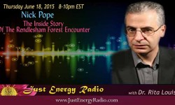 Nick Pope on Just Energy Radio