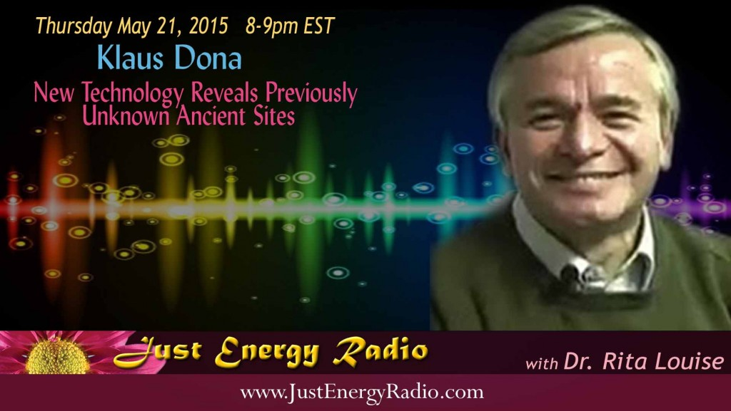 Klaus Dona on Just Energy Radio