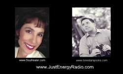 Nate Riddle - Texas UFOs - Just Energy Radio