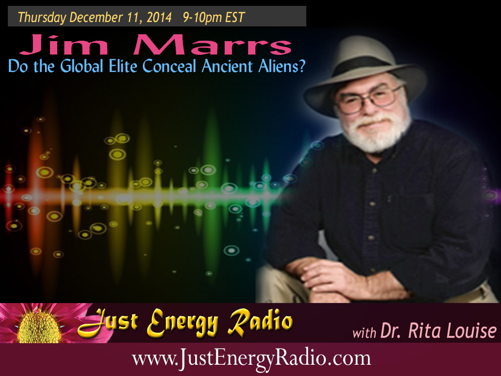 Jim Marrs – Do the Global Elite Conceal Ancient Aliens?