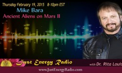 Mike Bara on Just Energy Radio