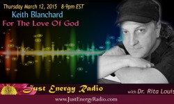 Keith Blanchard on Just Energy Radio