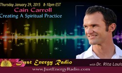 Cain Carroll on Just Energy Radio - 1-29-15-2