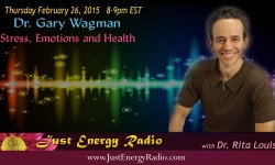 Gary Wagman on Just Energy Radio - 15-02-26