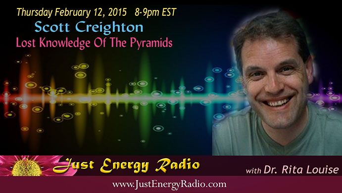 Scott-Creighton on Just Energy Radio - 02-12-05