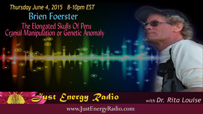 Brien Foerster on Just Energy Radio