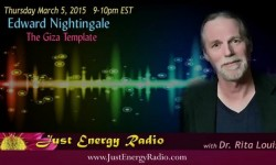 Edward Nightingale on Just Energy Radio
