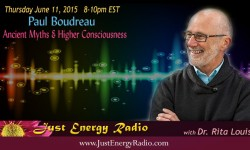 Paul Boudreau on Just Energy Radio