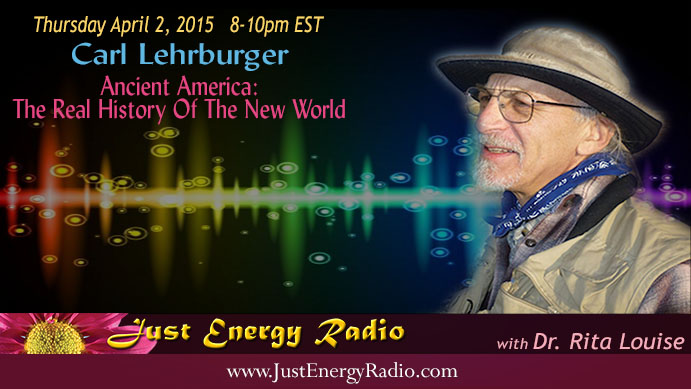 carl-lehrburger on Just Energy Radio -04-02-15