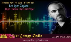 Leo Lyon Zagami on Just Energy Radio