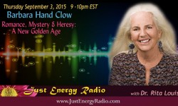 Barbara Hand Clow on Just Energy Radio