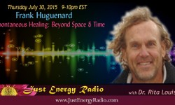 Frank Huguenard on Just Energy Radio