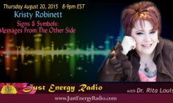 Kristy Robinett on Just Energy Radio