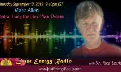 Marc Allen on Just Energy Radio