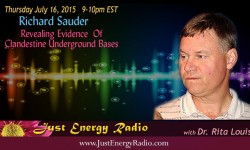 Robert Sauder on Just Energy Radio