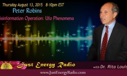 Peter Robins on Just Energy Radio