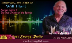 Will Hart on Just Energy Radio