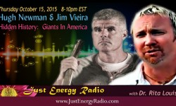 Hugh Newman on Just Energy Radio