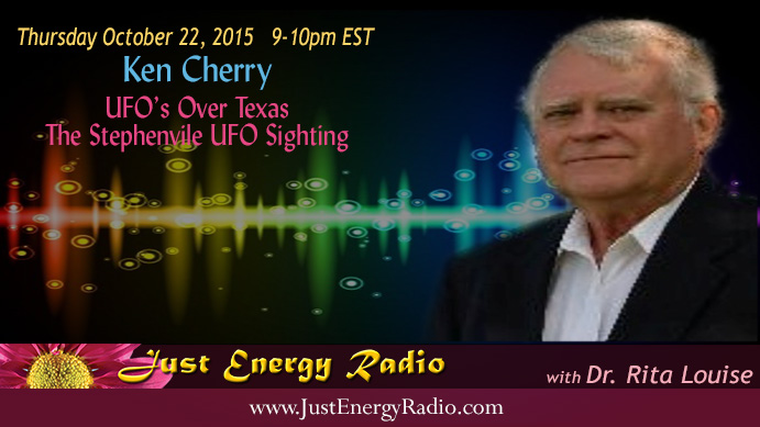 Ken Cherry on Just Energy Radio