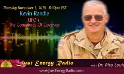Kevin Randle on Just Energy Radio