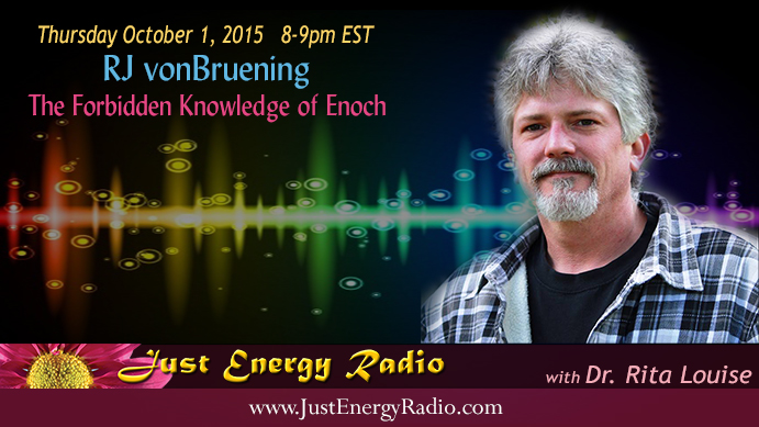 RJ von Bruening on Just Energy Radio