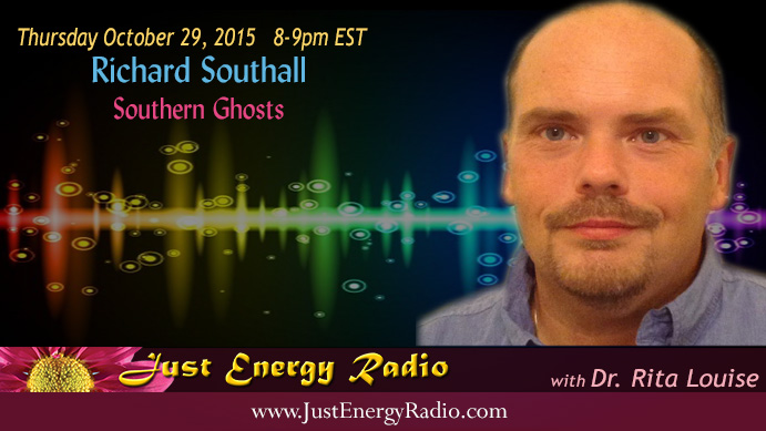 Richard Southall on Just Energy Radio