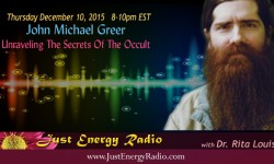 John Michael Greer on Just Energy Radio
