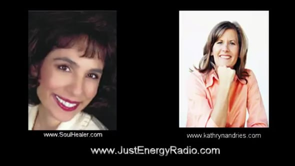 Kathryn Andries - Life Purpose - Just Energy Radio