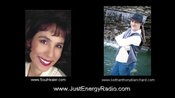 Keith Anthony Blanchard - Just Energy Radio
