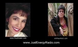 Martha Decker - Paranormal Investigation - Just Energy Radio