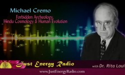 Michael Cremo on Just Energy Radio