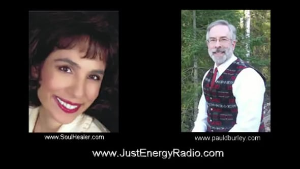 Paul Burley - Just Energy Radio
