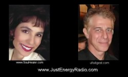 Robert D. Morningstar - UFO - Government Cover-up- Just Energy Radio