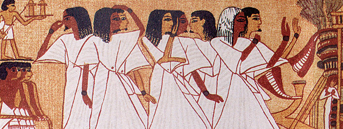Ancient Egyptian Tattooing