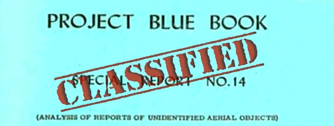 project blue book special report no 14 These objects bave a positive identifi- cation the air force no longer possesses, and thus does not have for distribu- tion, outdated reports on project sign, project grudge, blue book special report no 14, and outdated project blue book press releases non-military ufo publications should be requested from the.
