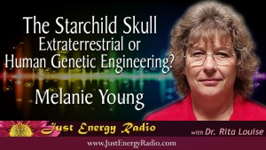 Melanie-Young-Extraterrestrial-Human-Genetic-Engineering - Star Child Skull