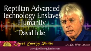 David Icke - advanced technology - Reptilian