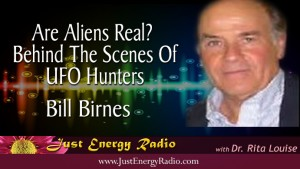 Are Aliens Real? Behind The Scenes Of UFO Hunters - Bill Birnes