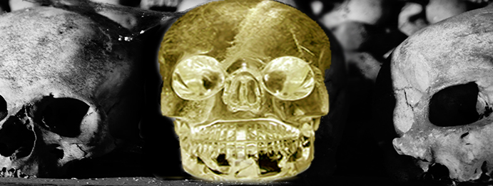 Crystal Skulls - Artifact - Hoax