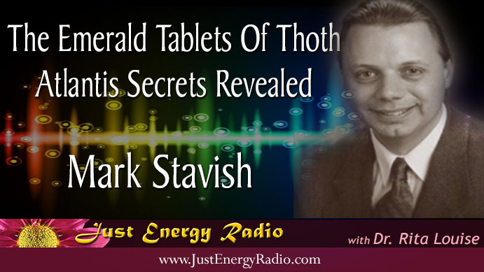 emerald tablets - mark stavish - thoth