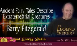 Ancient Fairy Tales Extraterrestrial Barry Fitzgerald