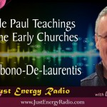 Apostle Paul Teachings And The Early Churches – Max M Debono-De-Laurentis