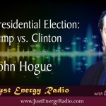 Predictions: 2016 Presidential Election:  Trump vs. Clinton – John Hogue