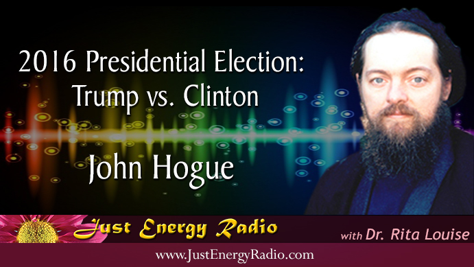 John Hogue 2016 Presidential Election