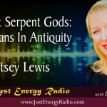 Ancient Serpent Gods:  Reptilians In Antiquity – Betsey Lewis