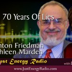 UFOs:  70 Years Of Lies – Stanton Friedman & Kathleen Marden